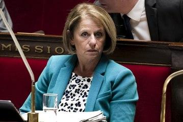 Brigitte Bourguignon, députée LREM du Pas-de-Calais