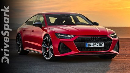 Audi RS7 Launch Confirmed For July: Details | Specs | Prices