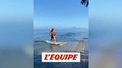 Jérémy Florès prépare la relève - Surf - WTF