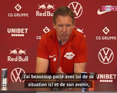 """RB Leipzig - Nagelsmann : """"Pour l'instant, je me fiche de la Ligue des champions"""""""