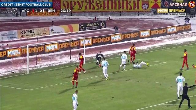 Quelques buts de Daler Kuzyaev avec le Zenit