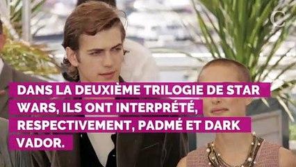 Natalie Portman a-t-elle été en couple avec Hayden Christensen ?