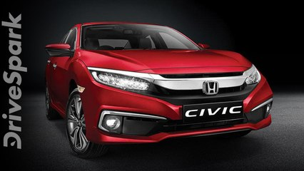 Honda Civic BS6 Diesel Bookings Begin | Expected Launch, Price, Specs & Other Details