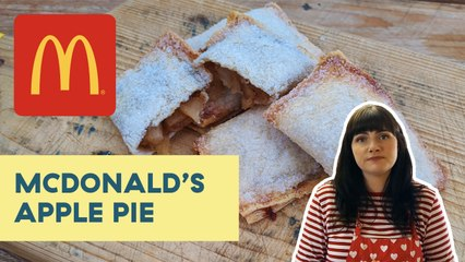 Anna Cooks Anything: McDonald's Apple Pie