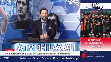 Alessandro Cochi su CITTACELESTE TV
