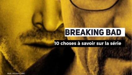 Breaking Bad : tout savoir sur la série