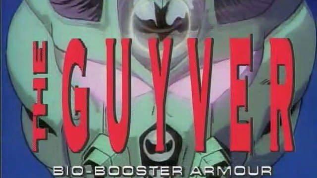 S00E01 - Genesis of the Guyver