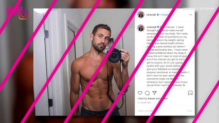 Nick Viall Responds to Fans Urging Him to Gain Weight