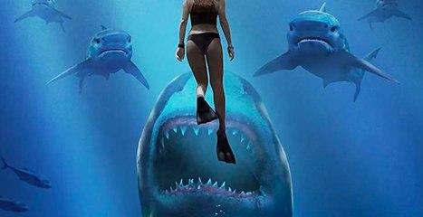 Deep Blue Sea 3 - Official Trailer - Shark Movie 2020 (Peur Bleue 3)