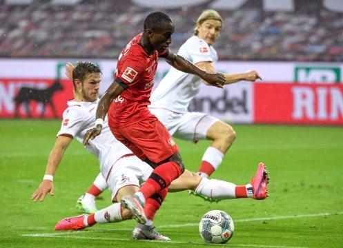 Bayer Leverkusen : Le joli numéro de Moussa Diaby !