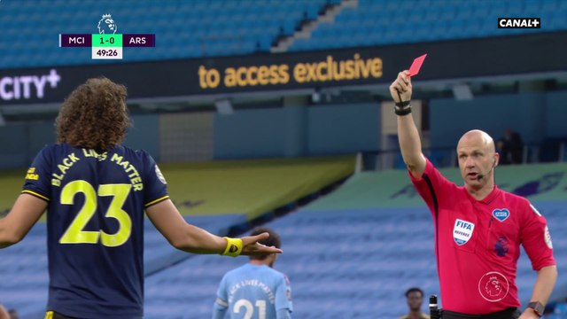Le penalty de Kevin De Bruyne après l'expulsion de David Luiz