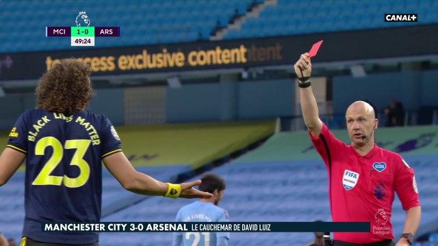 Le naufrage de David Luiz face à Manchester City