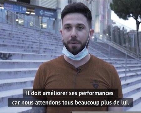 29e j. - Les supporters du Barça descendent Griezmann