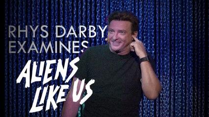 RHYS DARBY INTERVIEW - Breaking Down Aliens Like Us