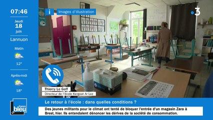 La matinale de France Bleu Breizh Izel du 18/06/2020