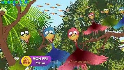 Ubongo Kids Kiswahili on Akili Kids! TV