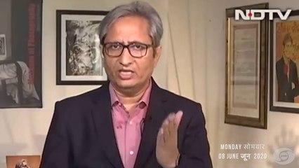Good Journalism vs Bad Propaganda - Ravish Kumar vs Godi Media - 8-12 June 2020 - KROORDARSHAN #RavishKumar