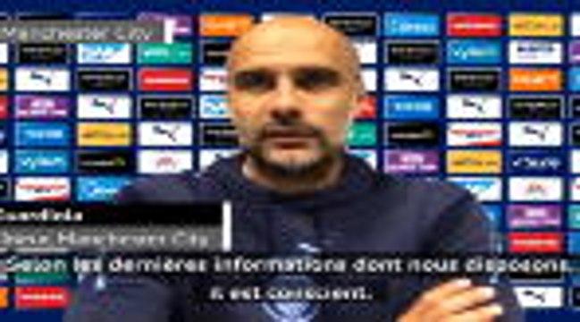 28e j. (en retard) - Guardiola inquiet pour Garcia