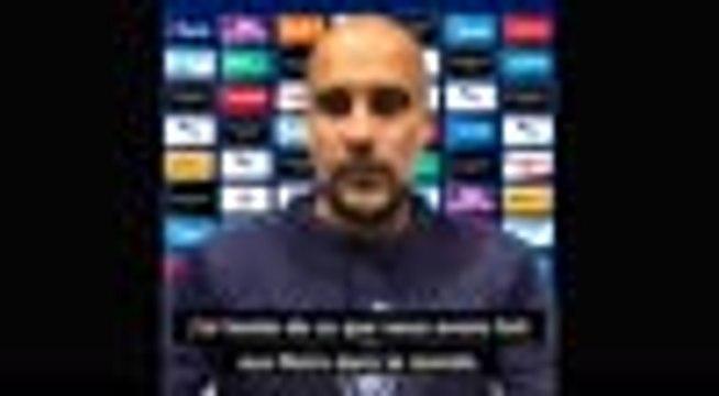 """Guardiola : """"J'ai honte de ce que les Blancs ont fait aux Noirs"""""""