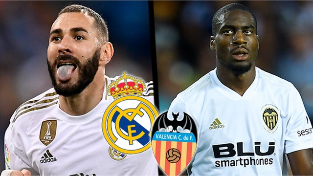Real Madrid-FC Valence : les compos probables