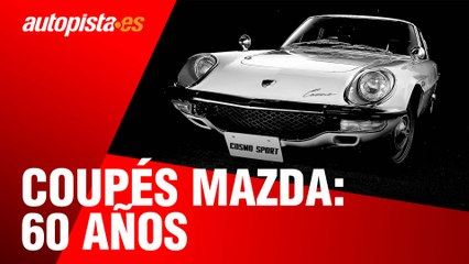 Mazda y sus coupés: 60 años de historia