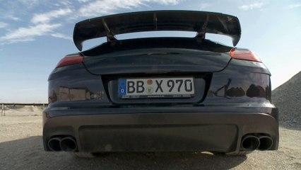 Porsche Techart Grand GT