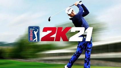 PGA Tour 2K21 - Gampelay