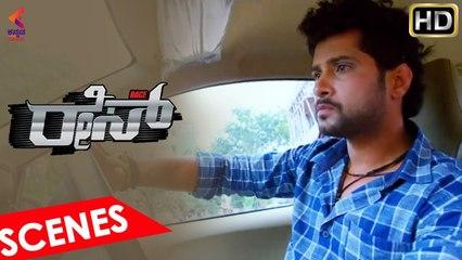 Bigg Boss Divakar Best Scene   Race Kannada Movie   Raksha   Sandalwood Movies   Kannada Filmnagar