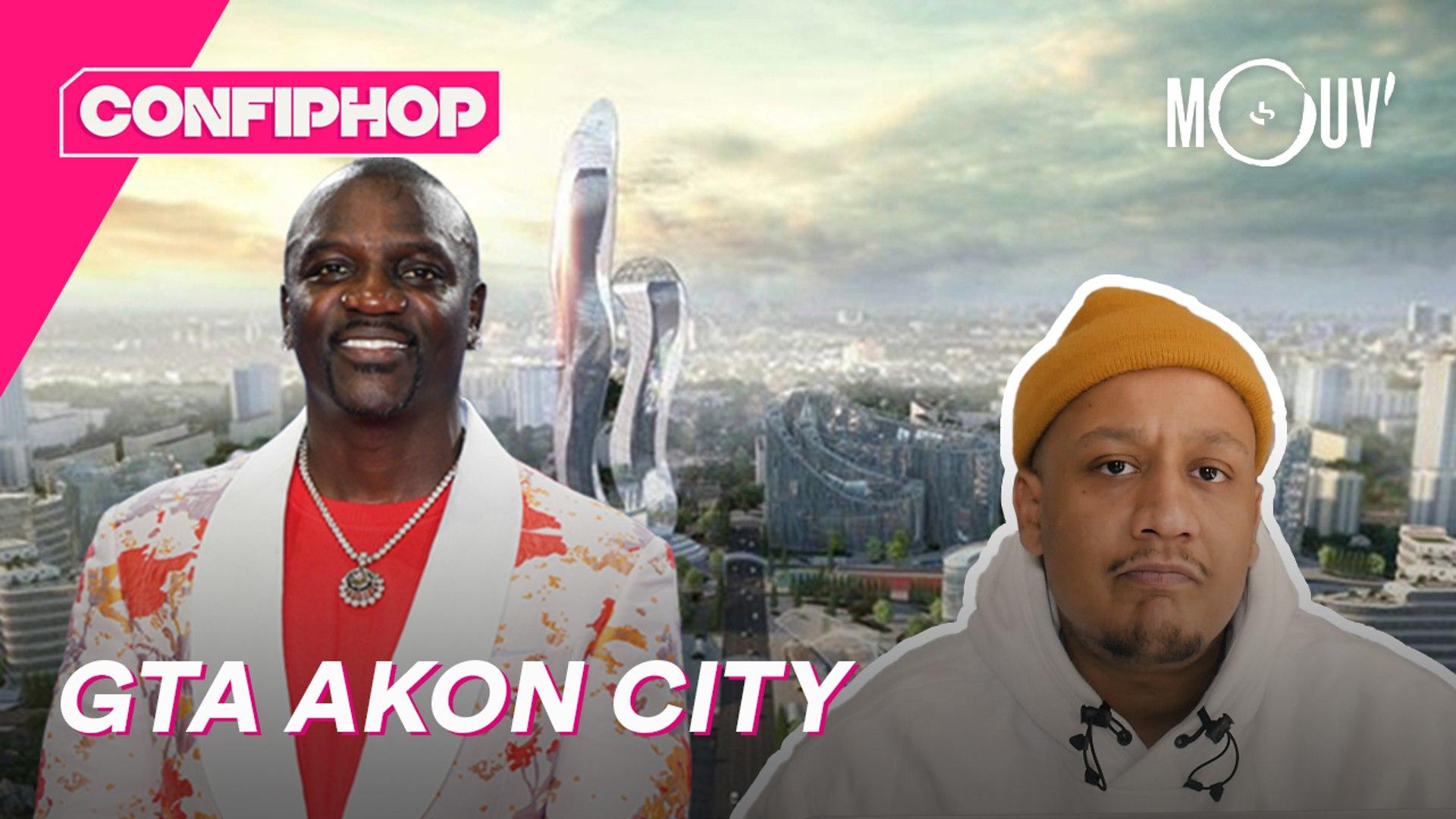 GTA Akon City