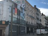 Immeuble occupé à Saint-Etienne : une plainte déposée -  Reportage TL7 - TL7, Télévision loire 7