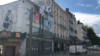 Immeuble occupé à Saint-Etienne : une plainte déposée