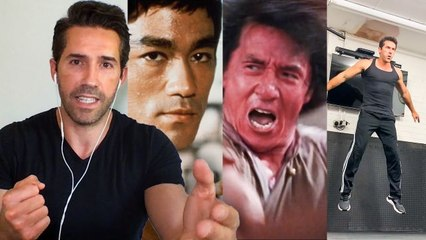 How Martial Artist Scott Adkins Trains for Action Movie Fights