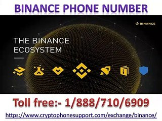 Issues in creating account 18887106909 with Binance customer care