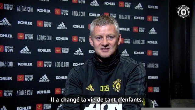 Man Utd - Solskjaer fier de Rashford