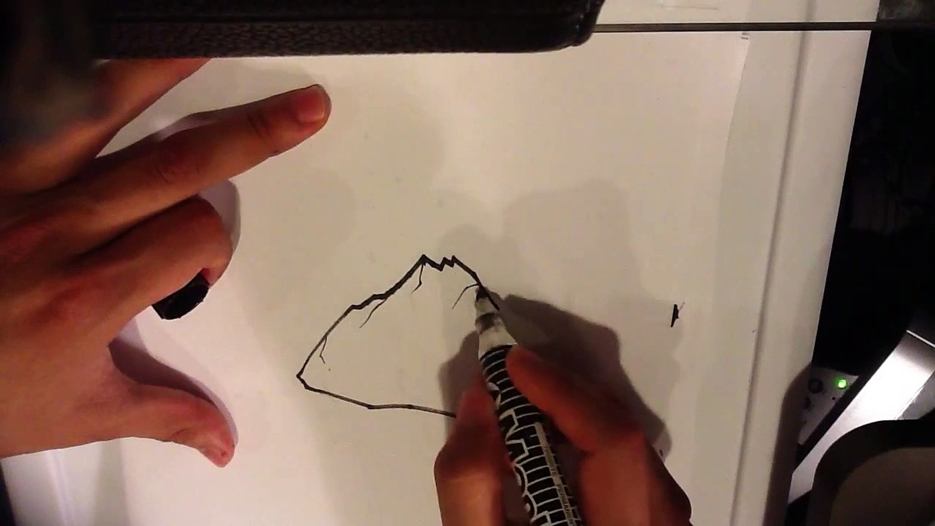How to Draw a Stone - Easy Things To Draw