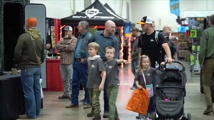Family Fun at the Outdoor Life/Field & Stream Expo Series