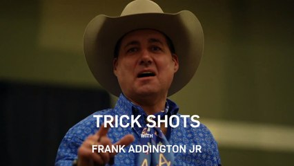 Trick Shooting at the Outdoor Life/Field & Stream Expo Series