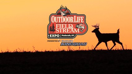 Deer Displays at the Outdoor Life/Field & Stream Expo Series
