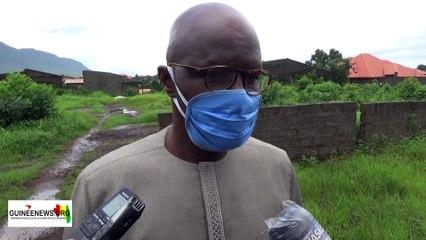 Ministre de la Ville Dr. Ibrahima Kourouma