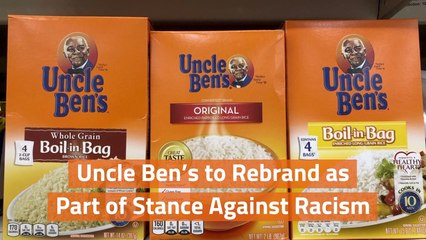 Uncle Ben's Is Changing