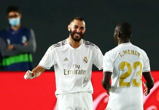 La Liga - C'était le Benzema Show à Valence !