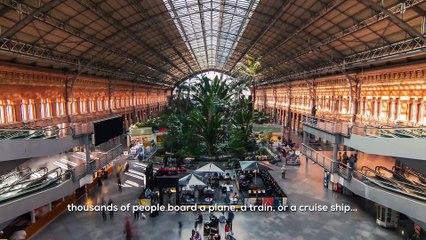 Bolloré Logistics' Duty Free & Travel Retail Expertise