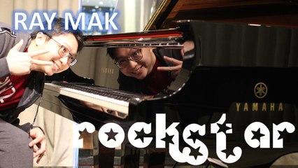 DaBaby ft. Roddy Ricch - ROCKSTAR Piano by Ray Mak
