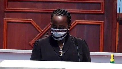 """Jaynet Kabila dénonce une vie sociale """"déplorable et regrettable"""" de militaires et policiers congolais"""