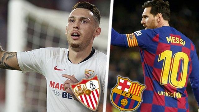 Séville-FC Barcelone : les compos probables