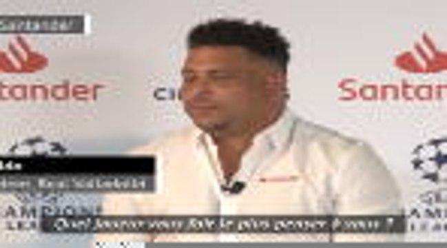 """La Liga - Ronaldo : """"Mbappé est le joueur qui me ressemble le plus"""""""