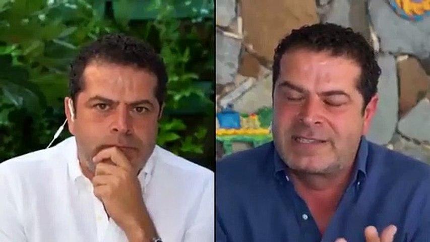 Cüneyt Özdemir, Cüneyt Özdemir ile röportaj yaptı