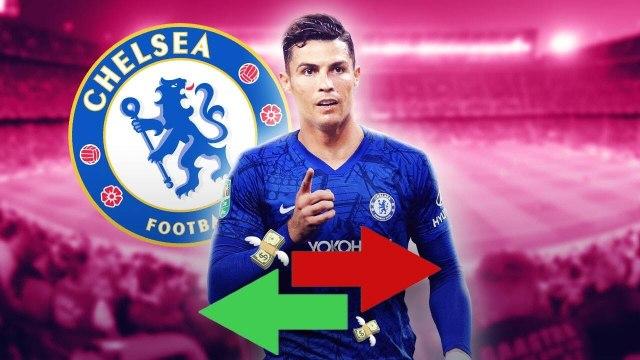 Le potentiel transfert sensationnel de Cristiano Ronaldo à Chelsea | Oh My Goal