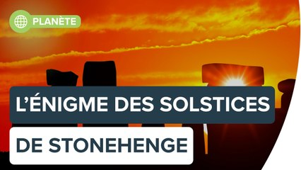 L'énigme des solstices de Stonehenge | Futura