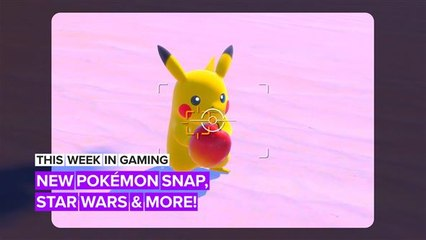 This Week in Gaming: Pokémon Snap, Star Wars Squadrons and more!